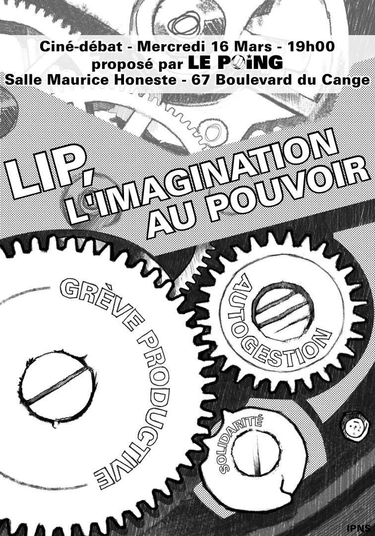 Lip l'imagination au pouvoir